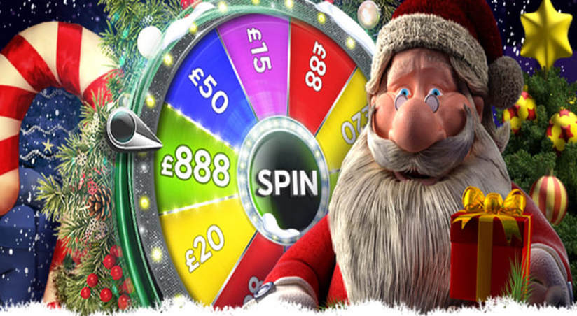 888 Casino Advent Gratis Spins